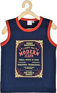 Pomy & Jinny Printed Vest for Kids Boys