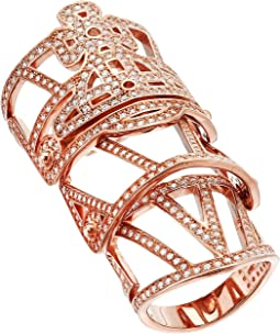Giuseppa Armour Ring