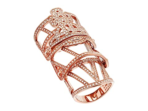Giuseppa Armour Ring by Vivienne Westwood