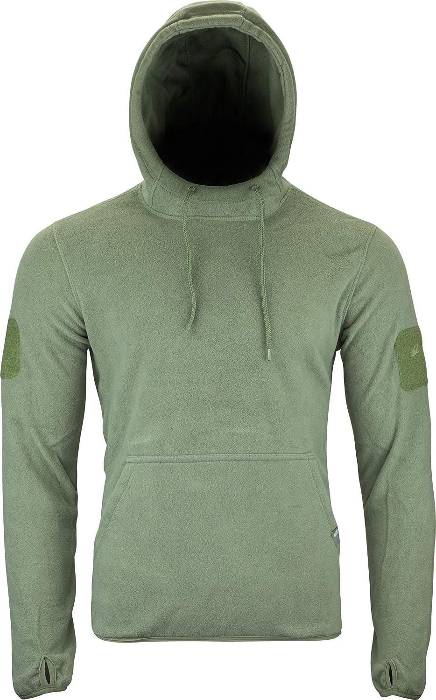 Viper Men's Tactical Fleece Hoodie Green