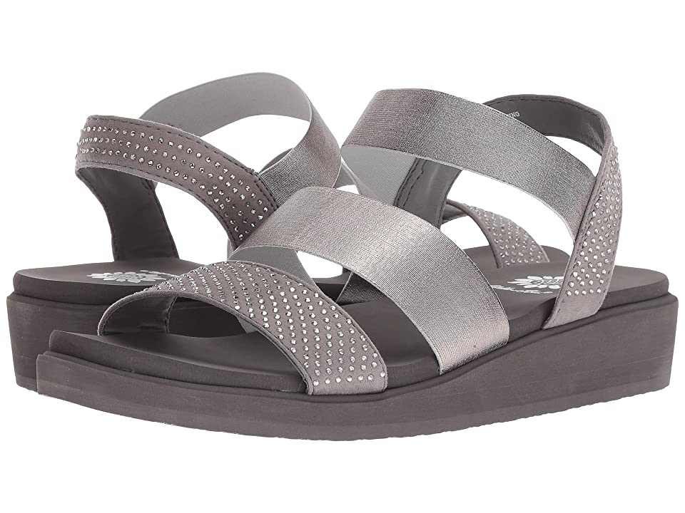 Yellow Box Cander (Gray) Girls Shoes