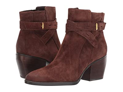 Naturalizer Fenya (Chocolate Oil Suede) Women