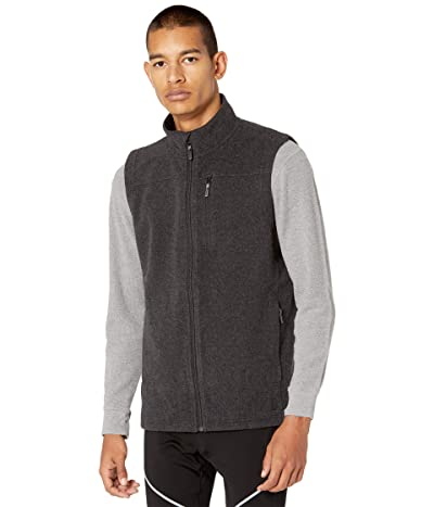 Smartwool Anchor Line Vest (Charcoal Heather) Men