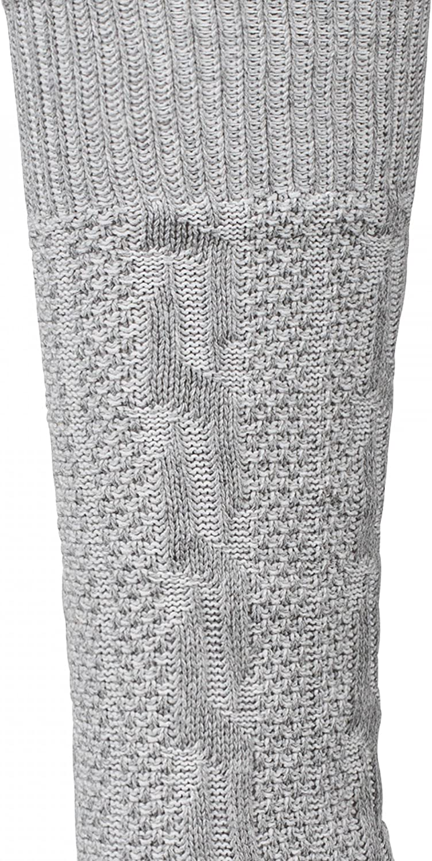 39-47 PAULGOS Trachtensocken Trachtenstr/ümpfe Socken Kniestr/ümpfe mit Zopfmuster in 3 Farben Gr