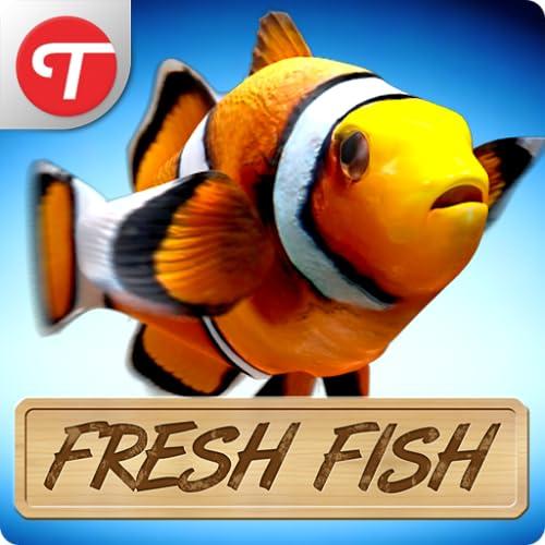 Fresh Fish Aquarium Live Wallpaper