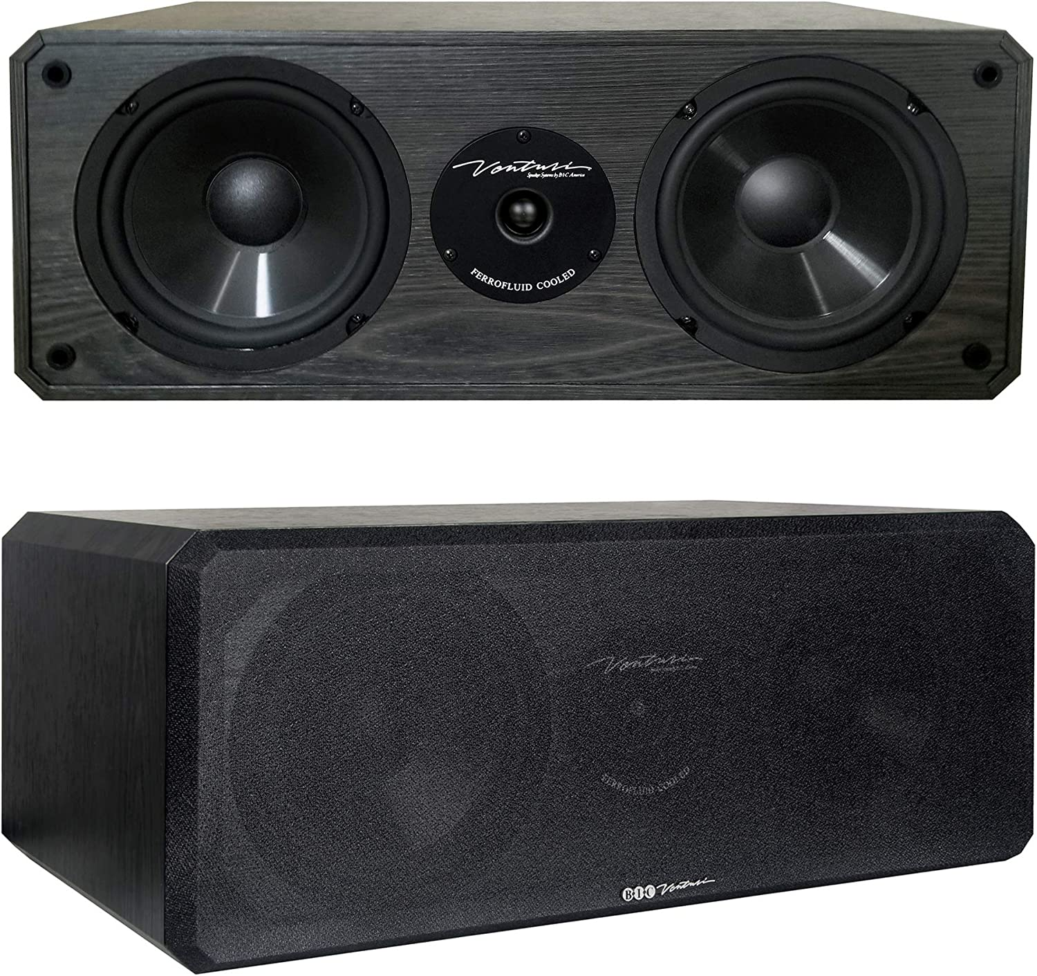 BIC America DV-62CLRS Popularity 6-Inch Center Max 82% OFF Channel Speaker 2-Way