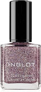 Inglot Nail Enamel, 233 Black Silver, 15ml