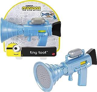 Minions GMF84, Kleine Schetenblazer met geluid voor dolle pret onderweg, Geweldig Cadeau voor kinderen vanaf 4 Jaar