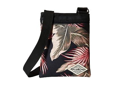 Billabong Good Vibes Crossbody (Sage) Cross Body Handbags