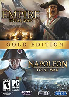 Empire: Total War & Napoleon: Total War (Gold Edition) - Windows
