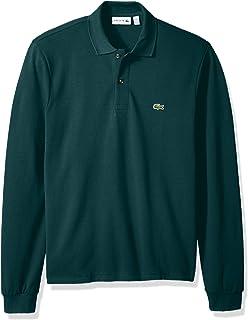 Lacoste Men's Classic Long Sleeve Pique Polo Shirt