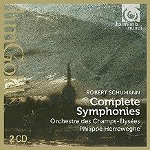 Schumann: Complete Symphonies 1-4