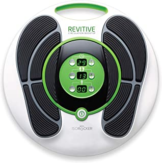 REVITIVE Circulation Booster - Improve Your Circulation in Your feet and Legs - relieves Aches and Pains and Strengthen Leg Muscles to Walk Longer and Further. Clinically Proven.