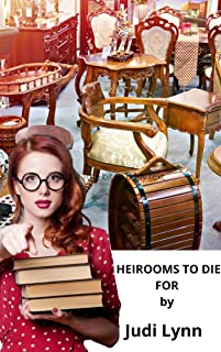 Heirlooms To Die For: Lux Mystery 2