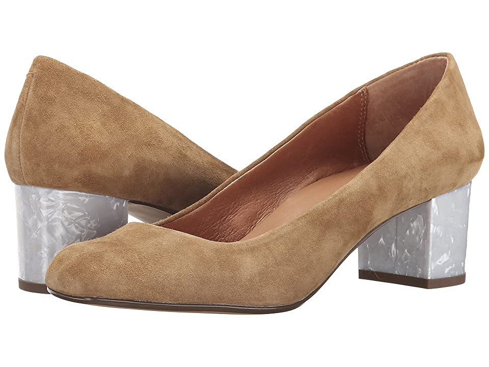 Nina Patience (Camel) High Heels