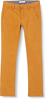 NAME IT Nkmrobin Twicetown Chino Pant Camp Niños