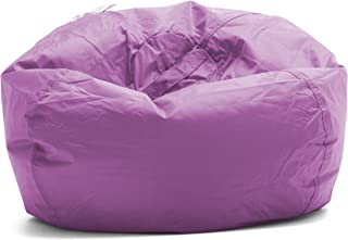 "Big Joe Bean Bag, 98-Inch, Radiant Orchid , 19""L x 19""W x 24""H –"