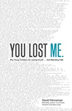 you lost me book