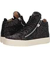 Giuseppe Zanotti - May London Glitter High Top Sneaker