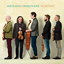 HAYES,MARTIN & BROOKLYN RIDER - Butterfly (2019) LEAK ALBUM