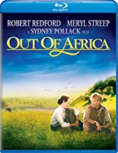 OUT OF AFRICA BD NEWPKG1 [Blu-ray]