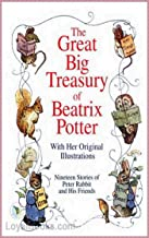Great Big Treasury of Beatrix Potter [Literature Classics Series]