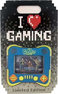 Disney Pin - Goofy Max and Powerline A Goofy Movie - I Heart Gaming