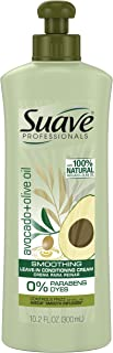 Suave Professionals Leave-in Conditioner, Avocado + Olive Oil, 10.2 oz