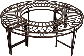 Sensational Amazon Com Backless Metal Benches Patio Seating Pdpeps Interior Chair Design Pdpepsorg