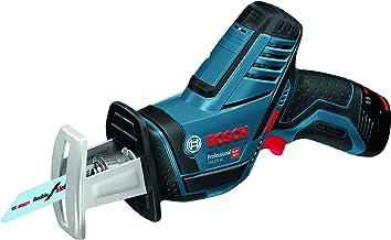 Bosch Professional GSA 10,8 V-LI - Sierra de sable a batería