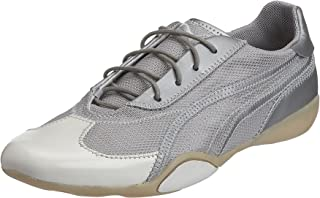 PUMA Dapper Dan Womens Trainers/Shoes - Silver