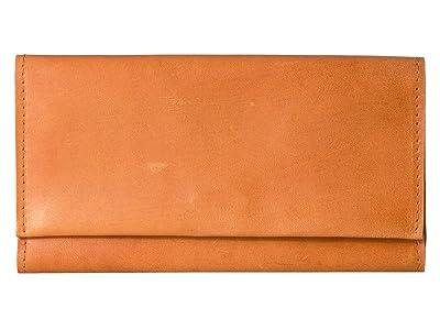 ABLE Debre Wallet (Cognac) Wallet Handbags