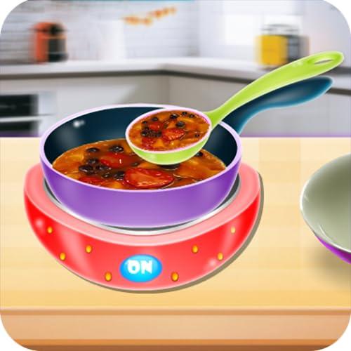 Kochen Spiele einige Lebensmittel Mädchen Spiele