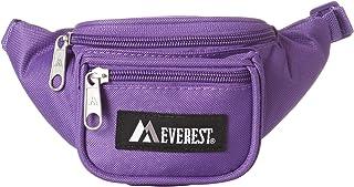 Everest Signature - Riñonera para niños, Púrpura oscuro, Una talla