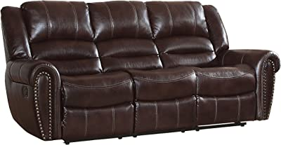 Stupendous Amazon Com Coaster Home Furnishings Clifford Motion Sofa Interior Design Ideas Pimpapslepicentreinfo