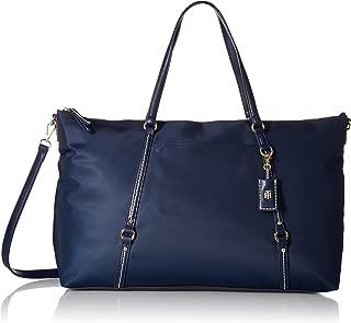 Tommy Hilfiger Weekender Bag for Women Work Nylon
