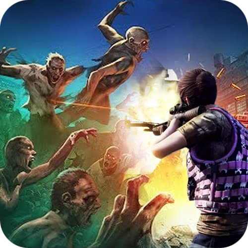 Zombie Shooting - the walking dead zombie defense game