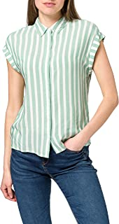 TOM TAILOR 1024063 Striped dames bloes
