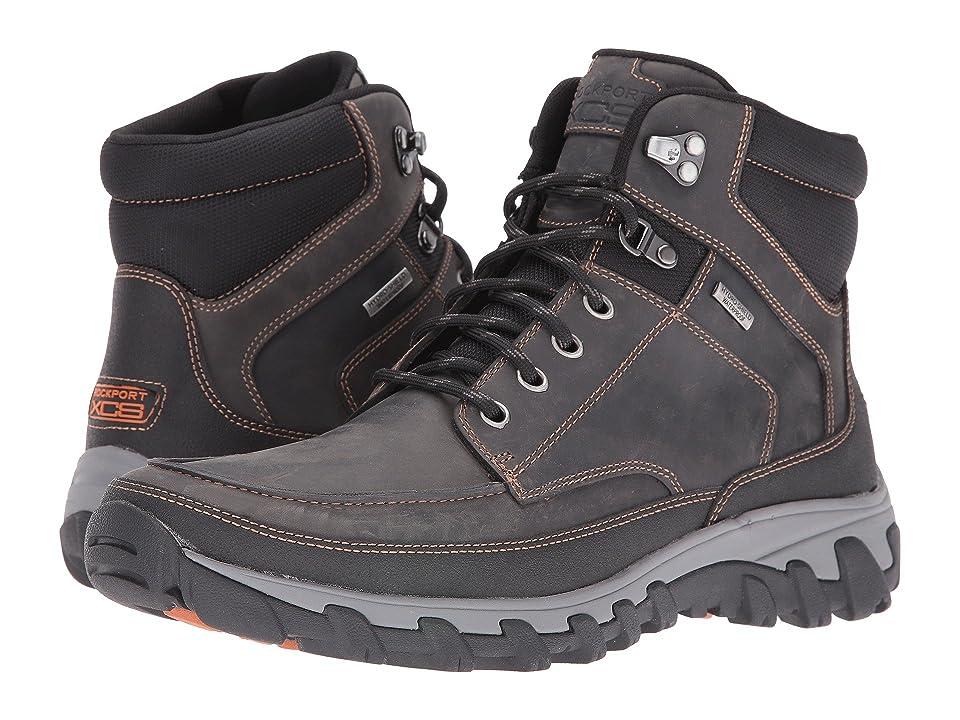 Rockport Cold Springs Plus Moc Boot (Castlerock Grey) Men