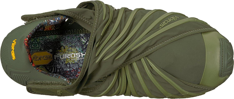 Vibram FiveFingers Vibram Furoshiki Original, Sneakers Basses Homme Vert Olive