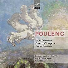 Poulenc Pno Concerto Concert Champetre