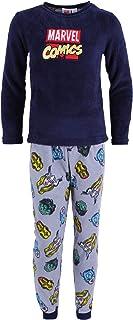 Pijama Marvel Comics, Color Gris/Azul Marino