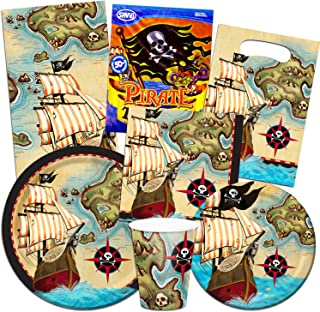 Best pirate party napkins Reviews