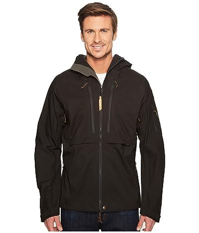 Fjallraven Keb Eco-Shell Jacket (Black) Men