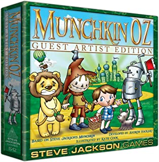 Best munchkin oz game Reviews