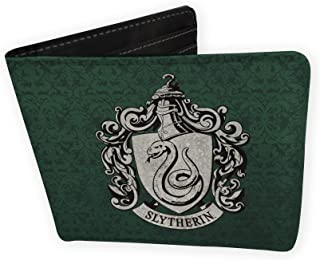 ABYstyle Abysse Corp_ABYBAG265 Harry Potter Portefeuille en vinyle Multicolore - version anglaise