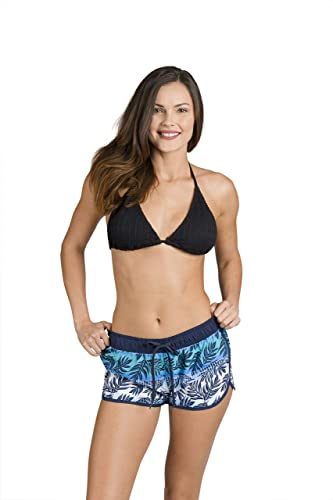 Cromer Resortwear Womens Board Shorts for Outdoors Comfortable Bathing Swimsuits Workouts and Running