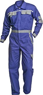 Blau-Schwarz 60 Gr/ö/ße Reis MMSNB/_60 Multi Master Schutzlatzhose