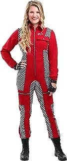 Racer Jumpsuit Plus Size Womens Costume