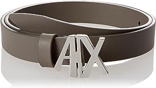 A|X Armani Exchange Women's Ax Buckle Belt